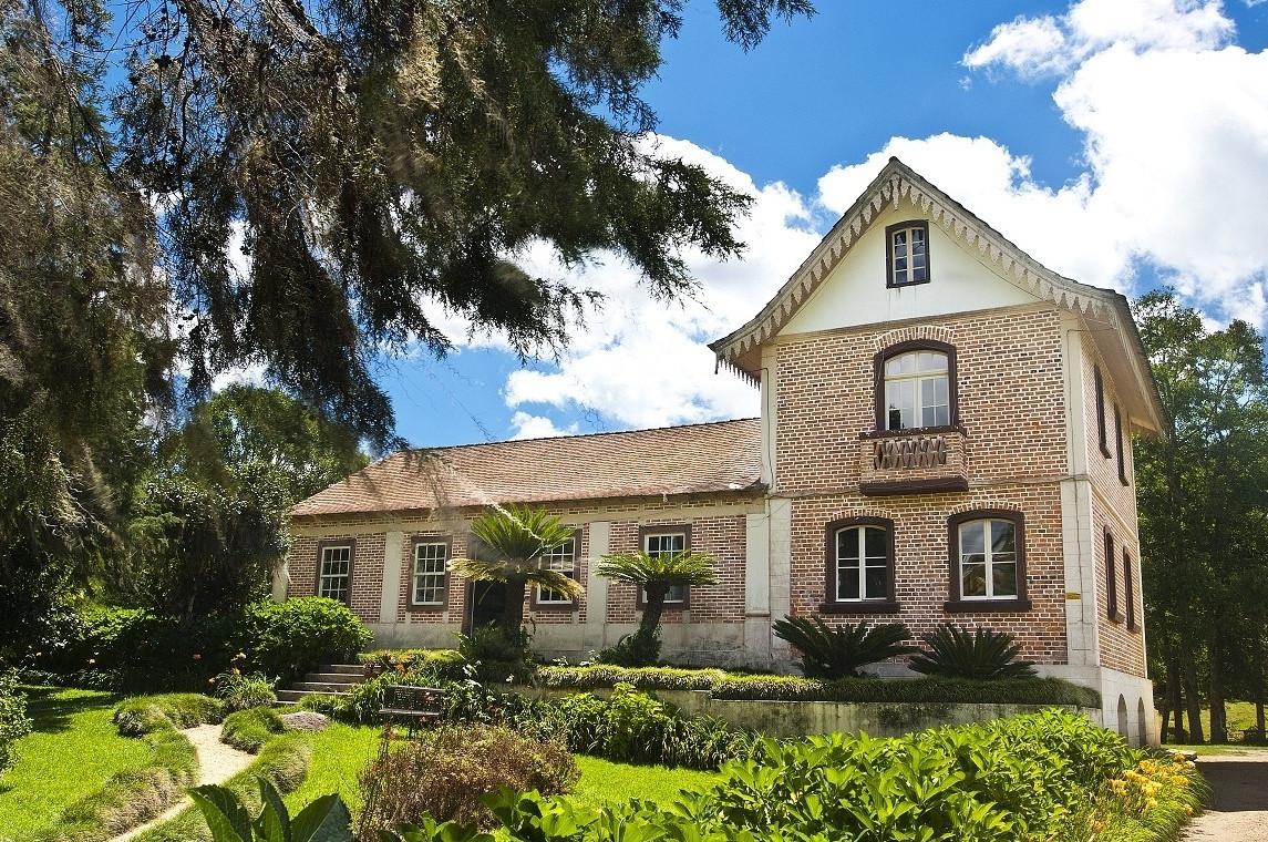 Museu Hercílio Luz um dos maiores atrativos turísticos de Rancho Queimado
