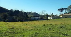 Dois lotes juntos no Centro de Rancho Queimado – SC