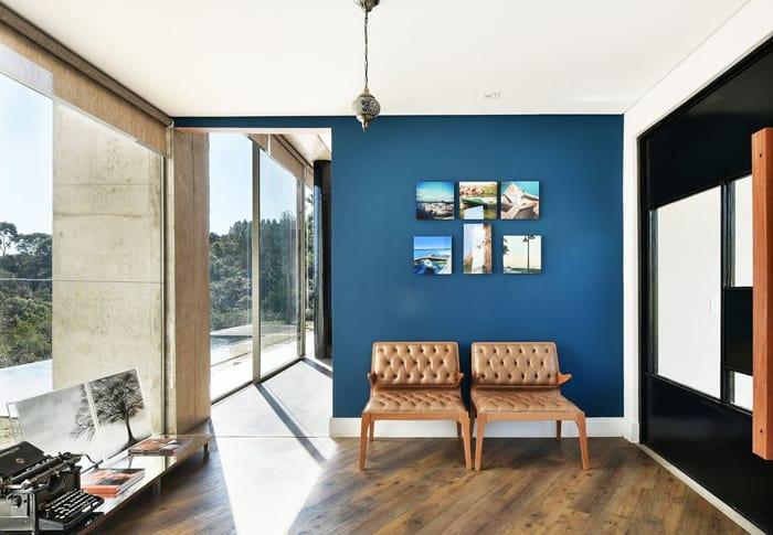 Como usar a cor para delimitar espaços?