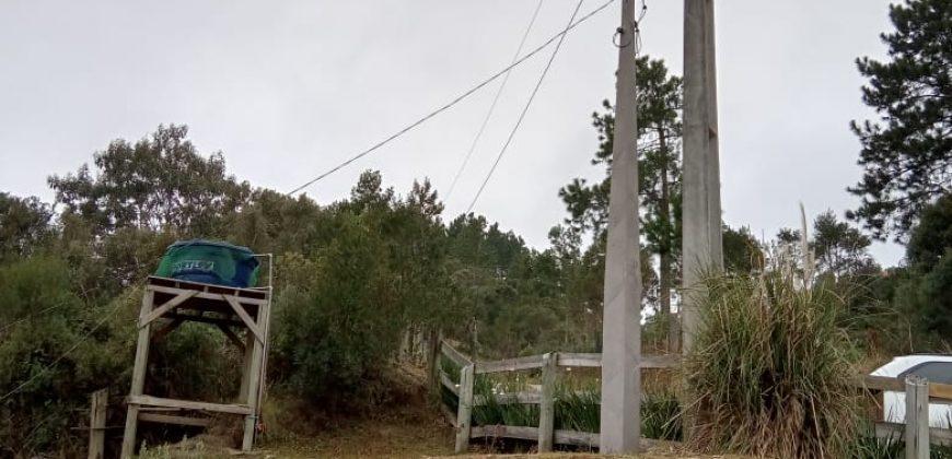 Cabana a 6 KM do centro de Rancho Queimado – acesso pela  SC 108 – Rancho Queimado